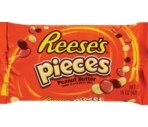 Reese's Pieces Peanut Butter Candy in a Crunchy Shell