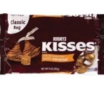 Hershey's Kisses With Caramel