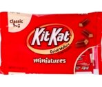 Kit Kat Crisp Wafers in Milk Chocolate Minis