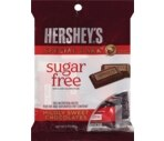 Hershey's Dark Chocolate Candy Sugar Free