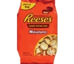 Reese's Miniatures Milk Chocolate Peanut Butter Cups