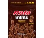 Rolo Unwrapped Mini Chewy Caramels in Milk Chocolate