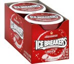 Ice Breakers Mints Hot Cinnamon