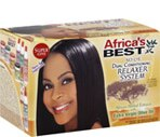 Africa's Best No-Lye Dual Conditioning Super Relaxer System
