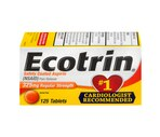 Ecotrin Regular Strength Tablets