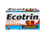Ecotrin 81 Mg Low Strength Tablets