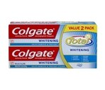 Colgate Anticavity Fluoride And Antigingivitis Toothpaste Value 2 Pack