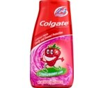 Colgate Kids 2 In 1 Toothpaste & Mouthwash Strawberry