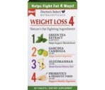 Doctor's Select Weight Loss 4 Tablets