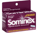 Sominex Caplets Maximum Strength