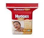 Huggies Shea Butter Soft Skin Baby Wipes Refill Pack