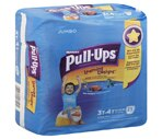 Pull-Ups Learning Designs Training Pants Boys 3t-4t 32-40 Lbs