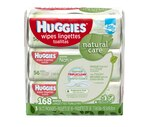 Huggies Natural Care Wipes Soft Packs