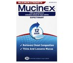 Mucinex Extended-Release Tablets Maximum Strength 1200 mg