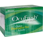 Ocufresh Eye Shower Single Use Vials