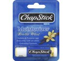 Chapstick Moisturizer with Sunscreen SPF 15 Vanilla Mint