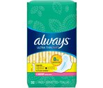 Always Fresh Ultra Thin Pads LeakGuard Regular Scented