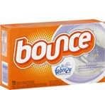 Bounce Dryer Sheets Spring & Renewal