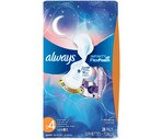 Always Infinity Overnight Pads