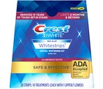 Crest 3D White Whitestrips with Advanced Seal No Slip Technology
