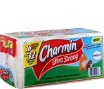 Charmin Ultra Strong Big Rolls 2-Ply Bathroom Tissue Unscented