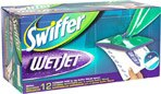Swiffer Wetjet Cleaner Pads Refills