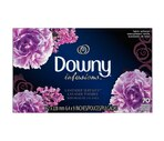 Downy Infusions Fabric Softener Sheets Lavender Serenity