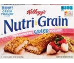Kellogg's Nutri-Grain Yogurt Bars Strawberry