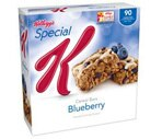 Kellogg's Special K Bars Blueberry