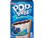 Pop-Tarts Toaster Pastries Frosted Blueberry