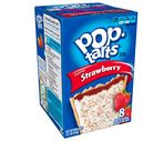Pop-Tarts Toaster Pastries Frosted Strawberry