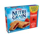 Kellogg's Nutri-Grain Cereal Bars Strawberry