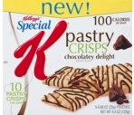 Special K Pastry Crisps Chocolately Delight