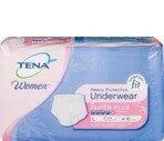 TENA Women Super Plus Protective Underwear, Large