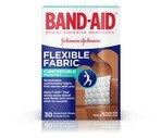 Band-Aid Bandages Flexible Fabric Assorted Sizes