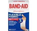 Band-Aid Bandages Flexible Fabric All One Size