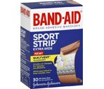Band-Aid Bandages Sport Strip Extra Wide