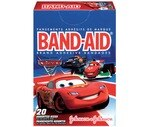 Band-Aid Disney Pixar Cars Adhesive Bandages Assorted Sizes