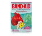 Band-Aid Disney Princess Adhesive Bandages Assorted Sizes