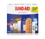 Band-Aid Bandages Assorted Value Pack,120CT
