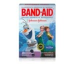 Band-Aid Disney Frozen Adhesive Bandages, 20CT