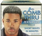 S-Curl Comb Thru Texturizer Regular