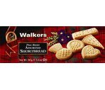 Walkers Pure Butter Shortbread Assorted Shapes 5.6 OZ, 12CT