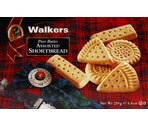 Walkers Pure Butter Shortbread Assorted 8.8 OZ, 6CT