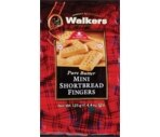 Walkers Pure Butter Mini Shortbread Fingers
