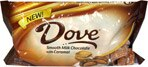 Dove Smooth Milk Chocolate With Caramel