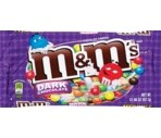 M&M's Dark Chocolate Candies