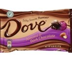 Dove Silky Smooth Almond Dark Chocolate Promises