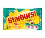 Starburst Tropical Fruit Chews