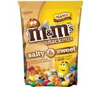M&M's Snack Mix Salty & Sweet Peanut